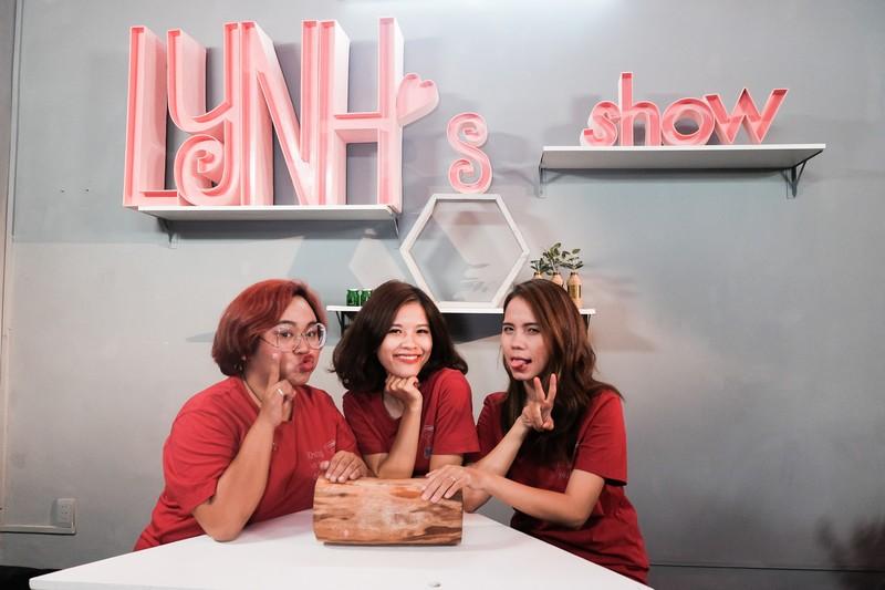 LYNH's SHOW SS2 | QUAY PHIM VÀ CHỤP HÌNH