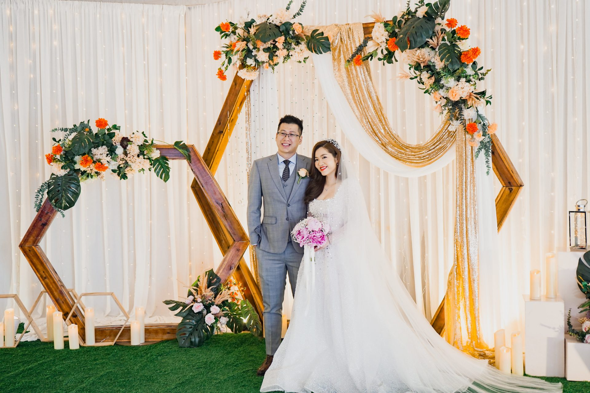 ORANGE IS THE HAPPIEST COLOR | HẰNG & DUY