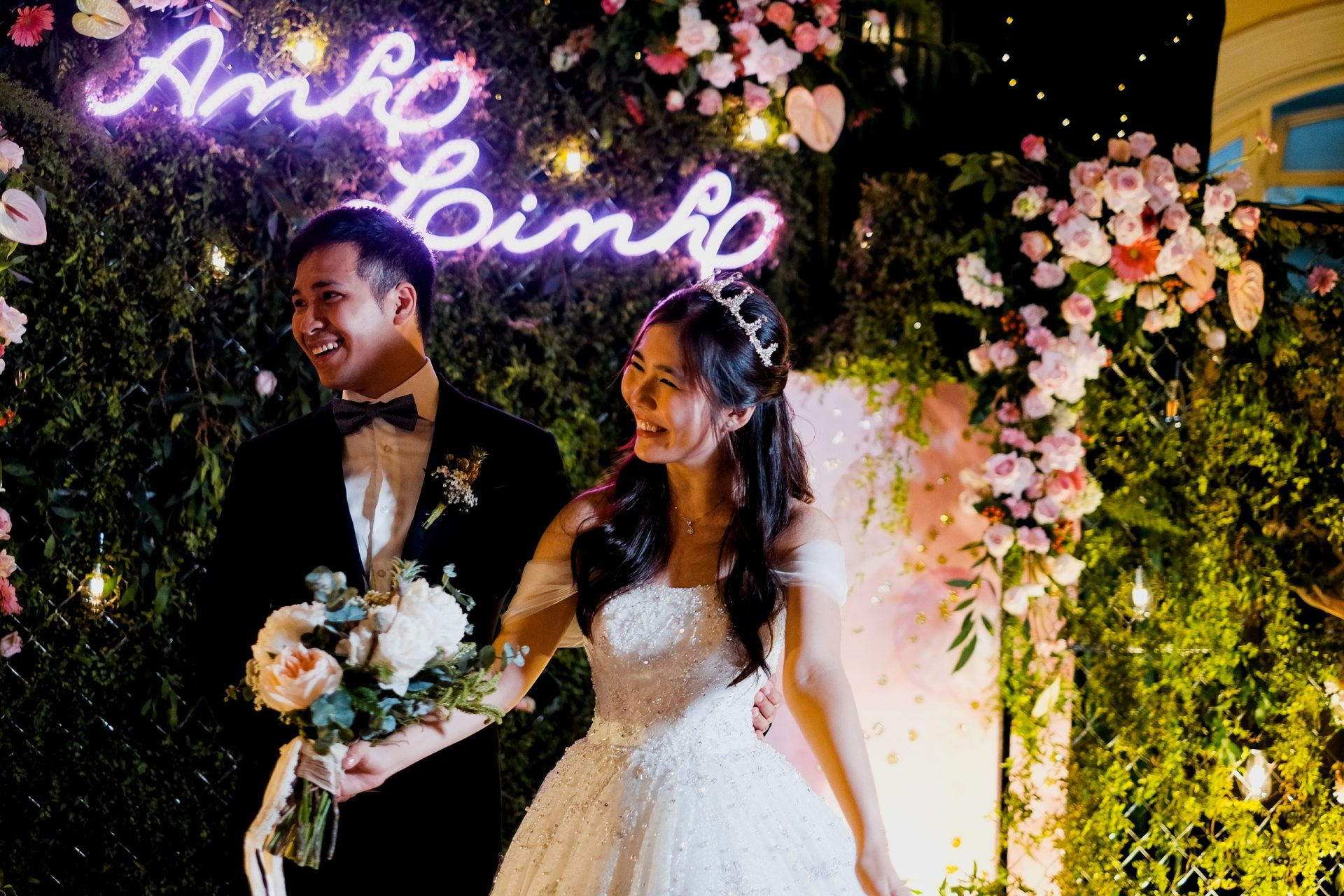 LIFE IS THE FLOWER FOR WHICH LOVE IS THE HONEY | DUY ANH & MỸ LINH